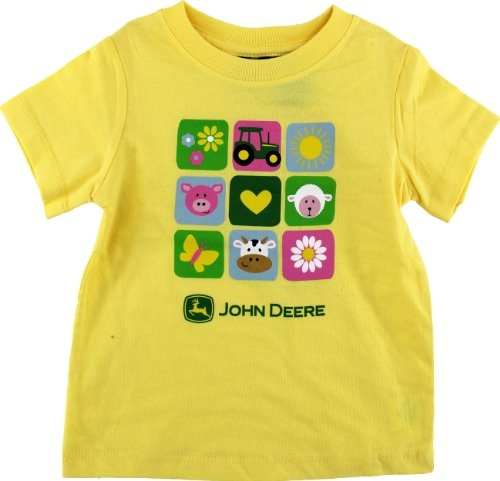 17 best images about john deere baby kids clothes things for John deere shirts for kids