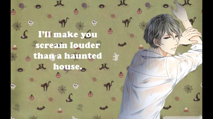 Voltage Inc. / Irresistible mistakes - Halloween Pick up Lines