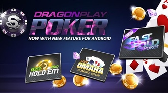 Why download Dragonplay poker? Now you can play Hold'em, Fast Fold Poker and more - all in one app