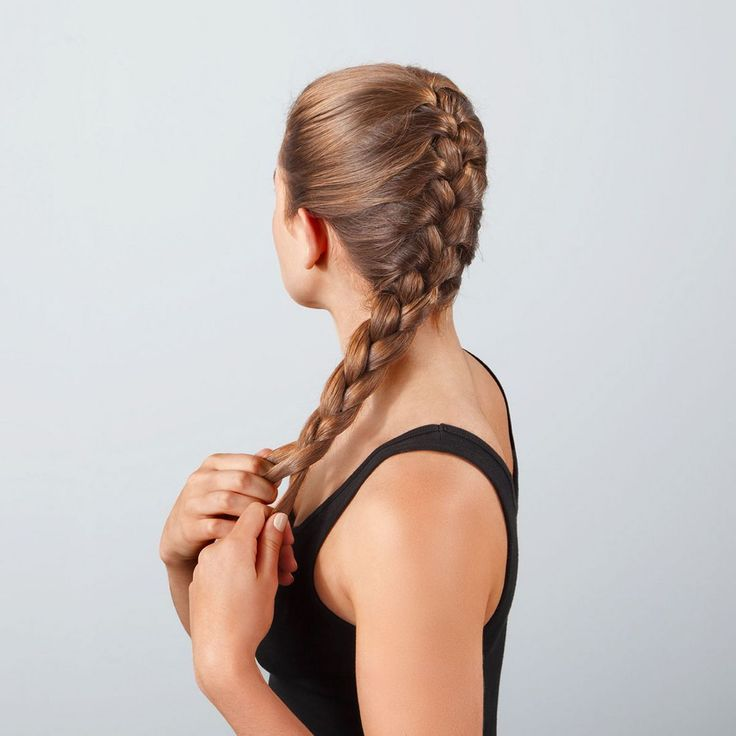 Follow these steps for how to do a basic, yet versatile French braid. Once you master that, you'll have so many hairstyles at your fingertips.