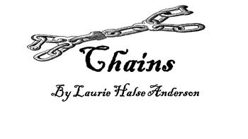 Chains by Laurie Halse Anderson/ Vocabulary Crossword