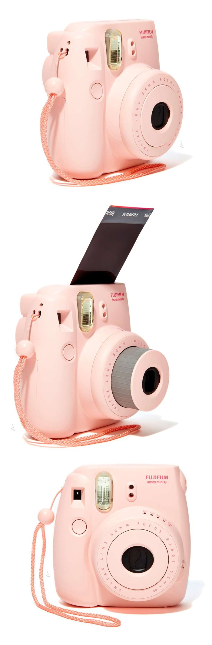 Fujifilm Instax Mini 8 Instant Camera // instant Polaroid photos are so fun!
