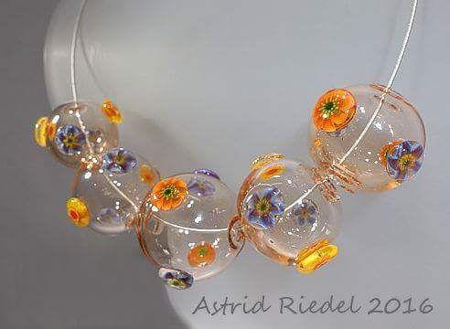 Astrid Riedel. Subtle, delicate, stunning.