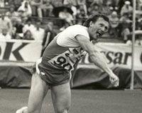 Kenth Eldebrink   Stora Grabbar. Brons i spjutkastning vid OS i Los Angeles 1984.