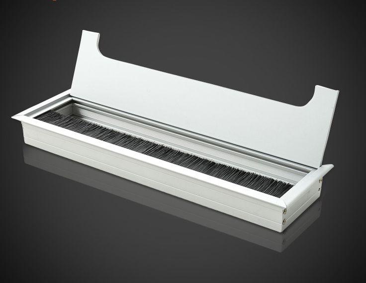 $14.50 (Buy here: https://alitems.com/g/1e8d114494ebda23ff8b16525dc3e8/?i=5&ulp=https%3A%2F%2Fwww.aliexpress.com%2Fitem%2FTable-TV-Cabinet-Desk-Aluminum-Alloy-Rectangle-Wire-Cable-Grommet-80-280mm%2F32664576559.html ) Table TV Cabinet Desk Aluminum Alloy Rectangle Wire Cable Grommet 80*280mm for just $14.50