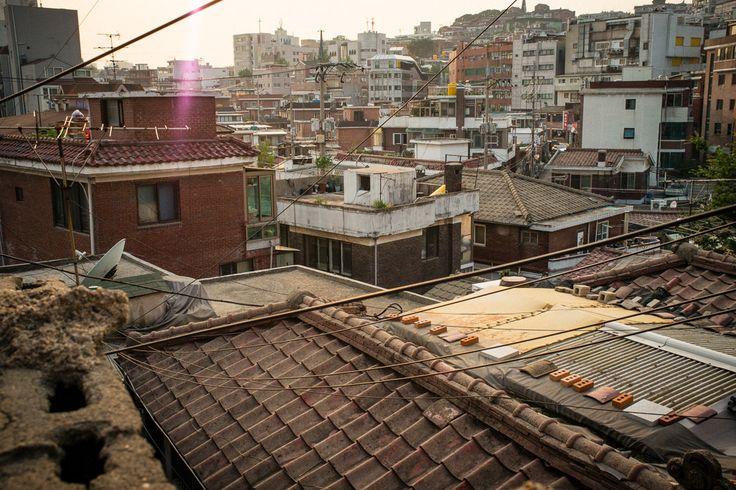 Seoul, Korea, 2011
