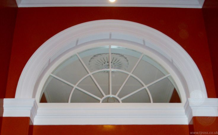 Stunning feature in one of our restoration projects.