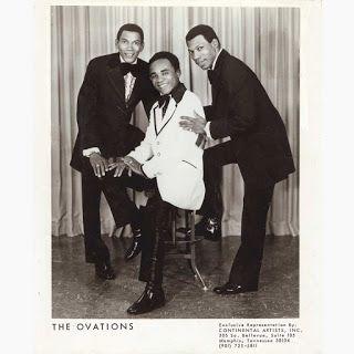 Världens bästa låt: The Ovations featuring Louis Williams - Sweet thin...