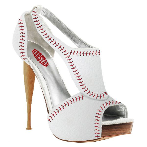 HERSTAR™ Women's Baseball High Heel