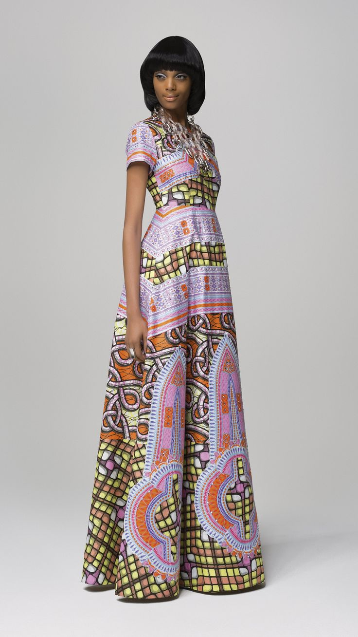 613 Best African Long Dresses Images On Pinterest African Prints African Attire And African
