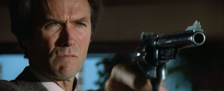 SUDDEN IMPACT ~ Go Ahead! Make My Day!! Beautiful on the Big Screen! Also a favorite was the hot dog scene, attached from YouTube.
