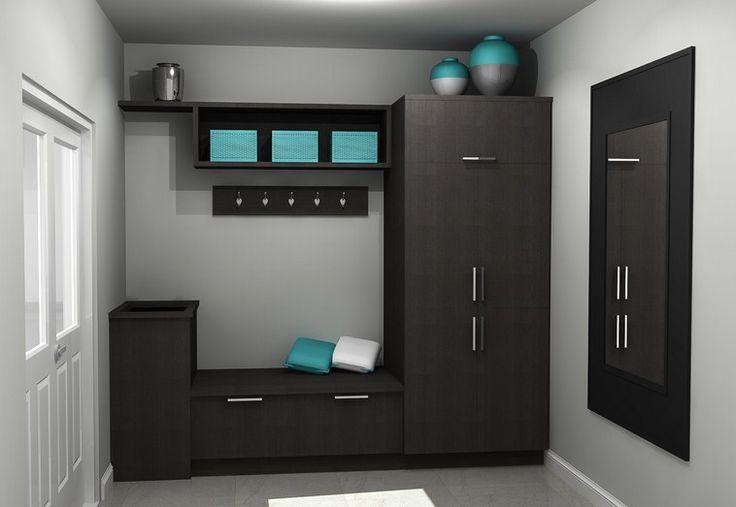 armoire d 39 entree armoire de salle de bain armoire de. Black Bedroom Furniture Sets. Home Design Ideas