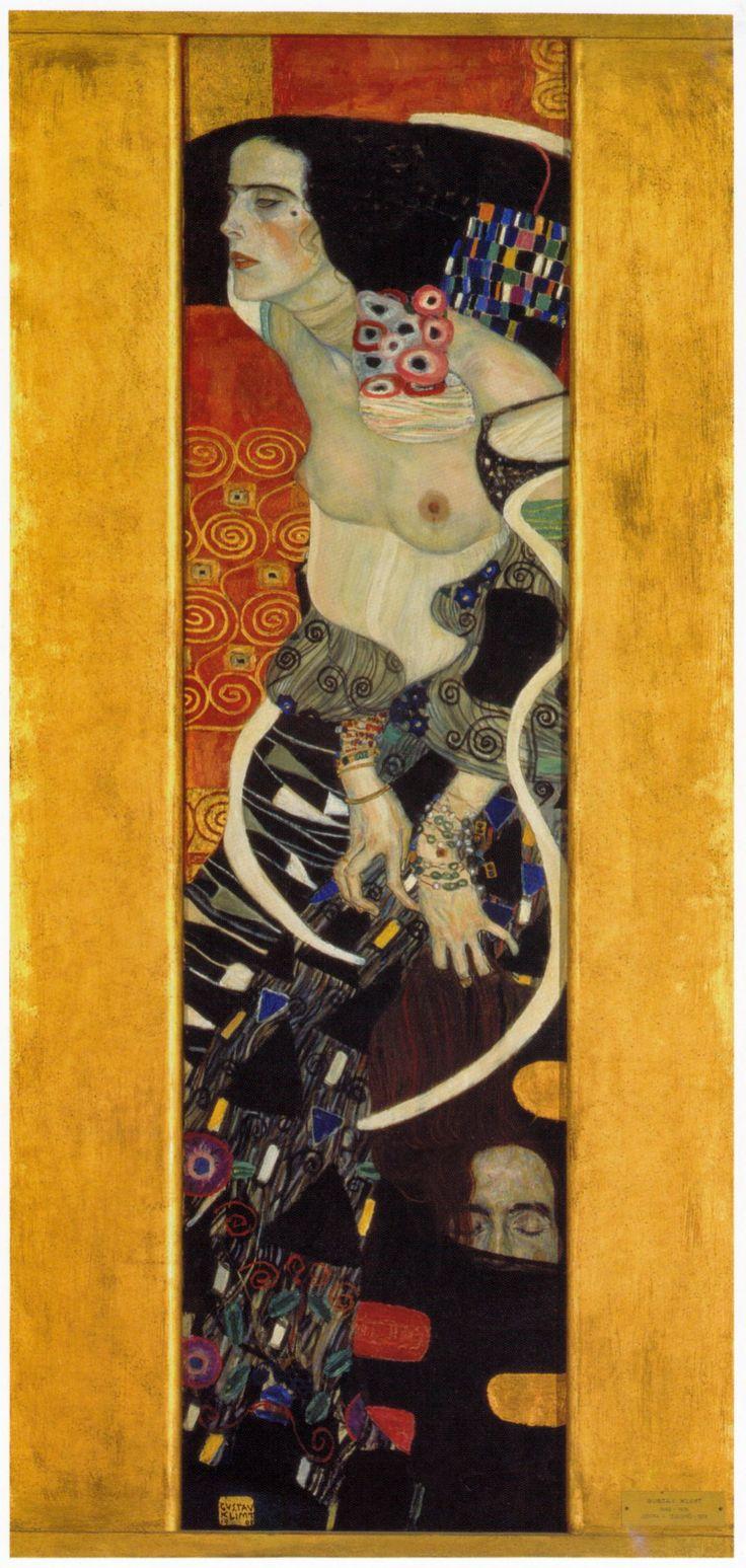 17 best Symbolisme ~ Gustav Klimt images on Pinterest