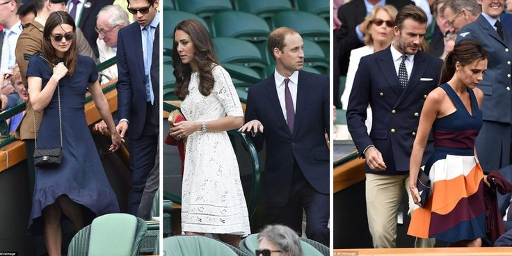 Fashionable at Wimbledon #skyeharte