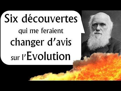 Stop, Science : 6 découvertes qui invalideraient la théorie de l'évolution - YouTube