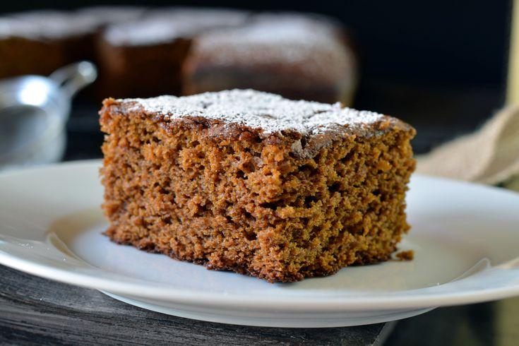 Receta de Torta de Jengibre | Cómo Hacer Pastel de Jengibre | SyS