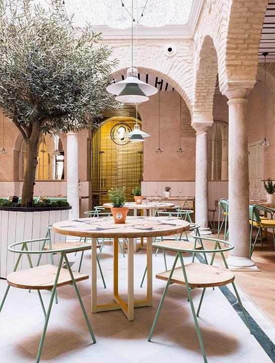 Fluidez interiorista en Sevilla