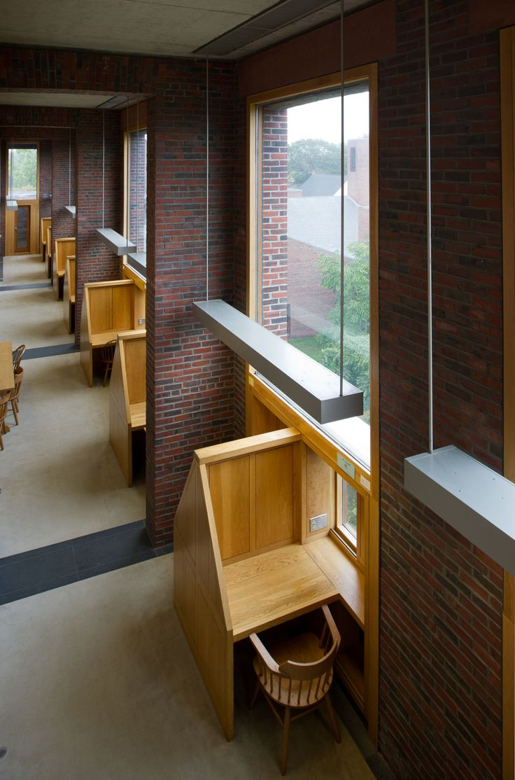 Louis I. Kahn, Xavier de Jauréguiberry · Library at Phillips Exeter Academy · Divisare