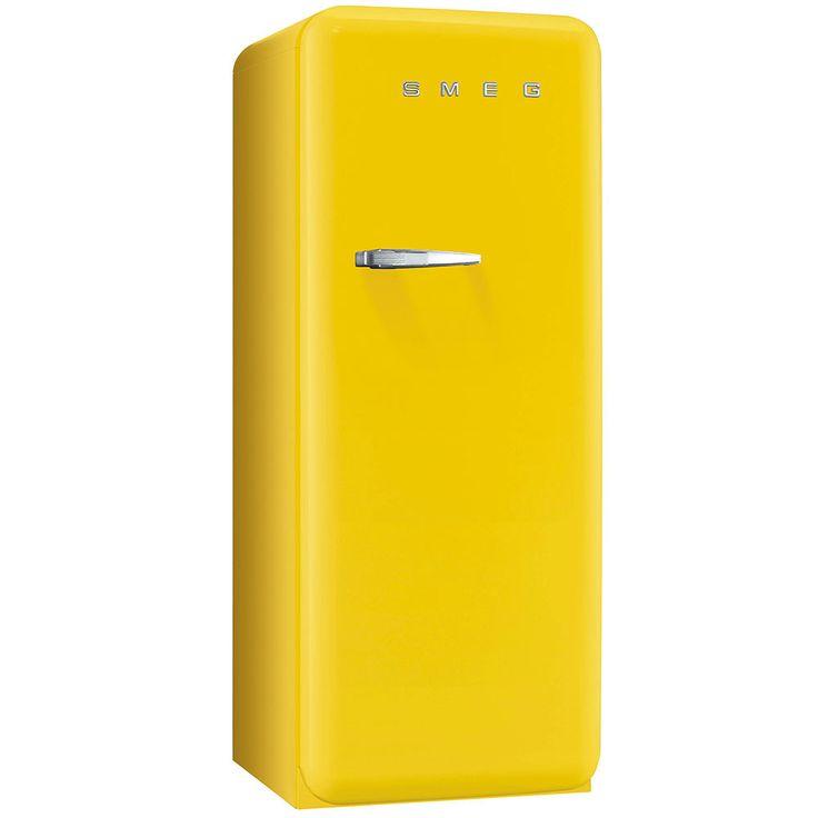 Retro Kühlschränke, Der Für Qualität, Design, Innovation Und Herausragende  Technologie Steht. Schauen Sie Selbst Auf Www.smeg.de