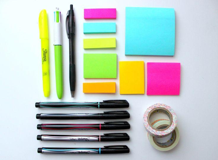 R e e s e R e g a n: How I Use My Planner + Supplies!