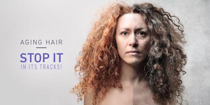 Biar Tetap Sehat sampai Tua, Begini Tips Menghindari Penuaan Pada Rambut
