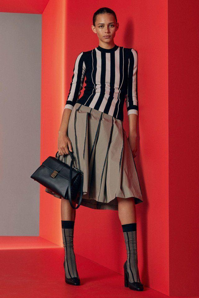 Bottega Veneta  #VogueRussia #resort #springsummer2018 #BottegaVeneta #VogueCollections