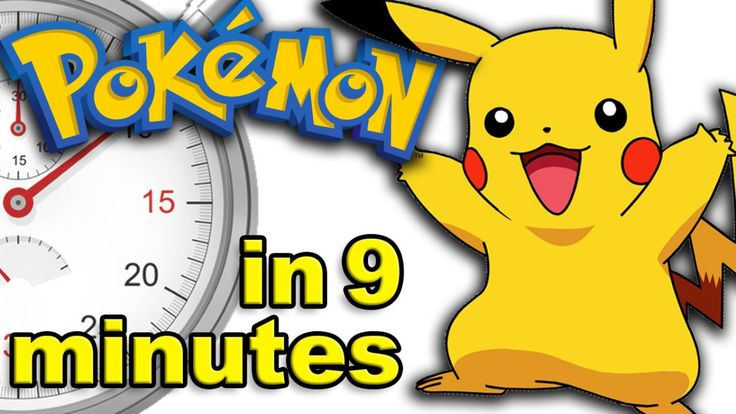 A Brief History of Pokémon