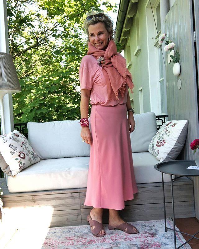 Ton in Ton | Sommer outfits frauen, Legere arbeitskleidung
