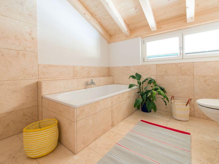 Die besten 25+ Travertinfliese Ideen auf Pinterest Travertin - badezimmer g nstig renovieren