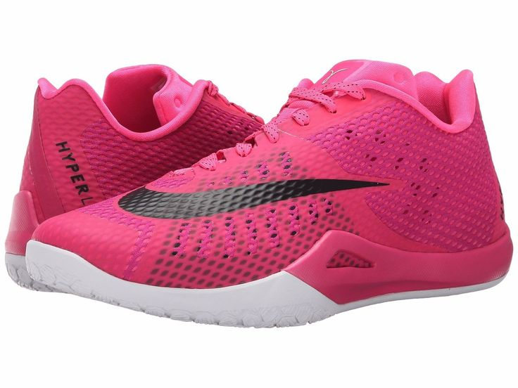 NIKE Nike Hyperlive PINK BLACK BASKETBALL SHOES 819663 606  breast cancer SZ 11