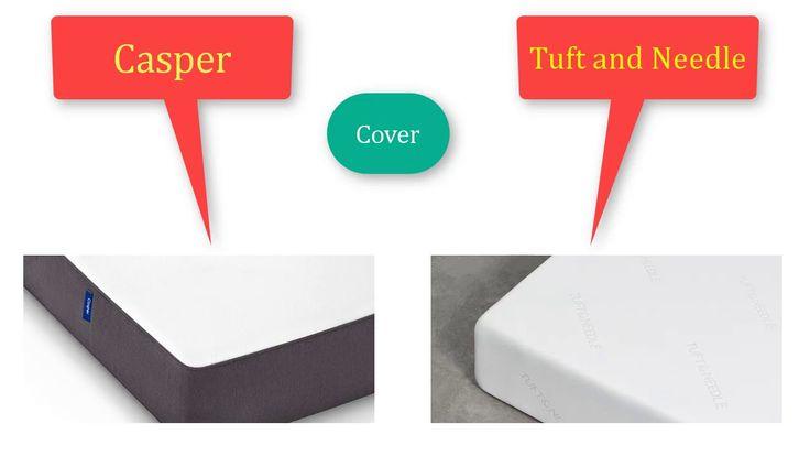 Advanced Casper vs Tuft and Needle Mattress Comparison