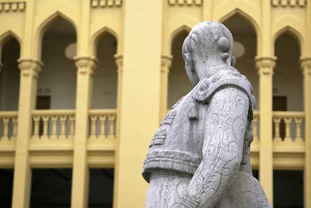 Chicuelo II. Plaza de Toros de Albacete