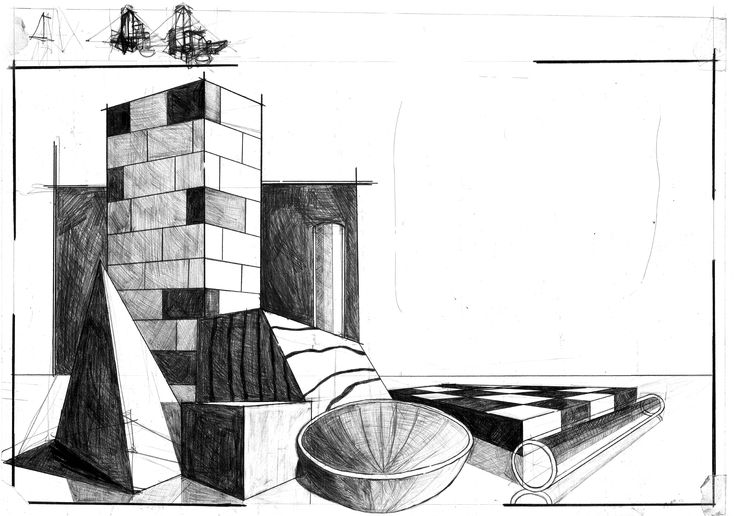 94 best beginner drawings images on pinterest art for Architectural drawing paper sizes
