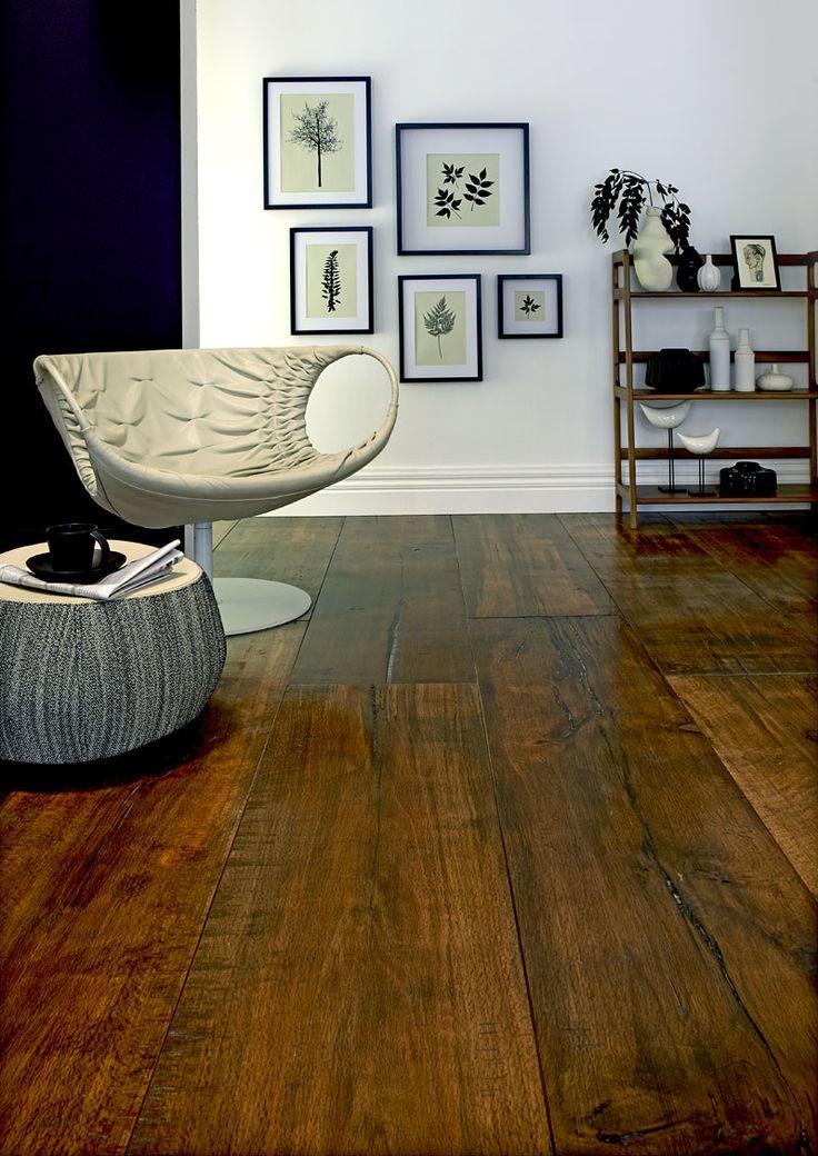 Tudor Brown in Holly Oak Timber Floors