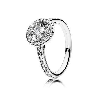 2afbc0a9e PANDORA Vintage Allure Ring - Sterling Silver - Sz. 60 in 2019 ...