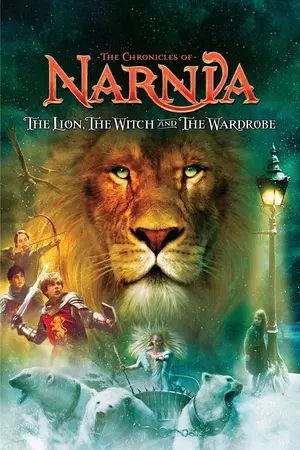 The Chronicles of Narnia: The Lion, the Witch and the Wardrobe (2005)  Siblings Lucy, Edmund, Susan and Peter step through a magical wardrobe and find the land of Narnia. There, the they discover a charming, once peaceful kingdom that has been plunged into eternal winter by the evil White Witch, Jadis. Aided by the wise and magnificent lion, Aslan, the children lead Narnia into a spectacular, climactic battle to be free of the Witch's glacial powers forever.