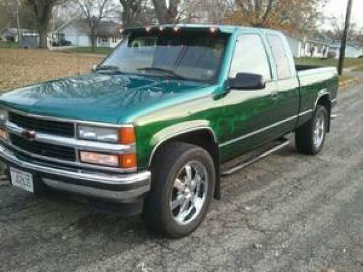 1995 chevrolet silverado 1500 extended cab for sale
