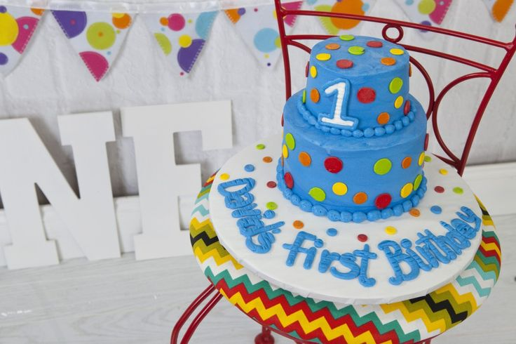 Two Year Old Birthday Cake