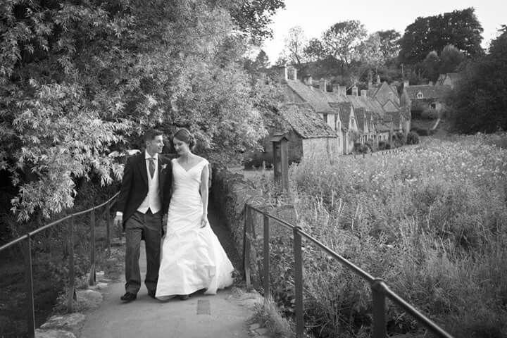 Bibury wedding Arlington Row