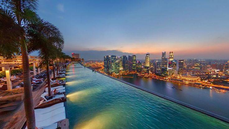 Sky Pool - Singapore | por Modato GMS