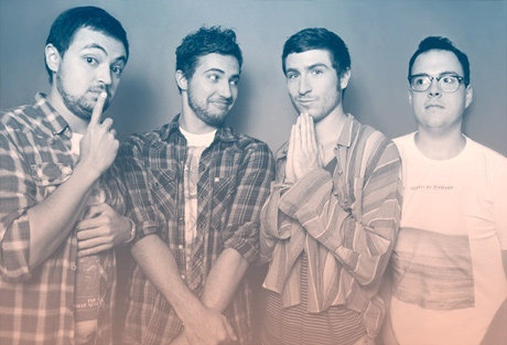 Walk The Moon, I love this band.