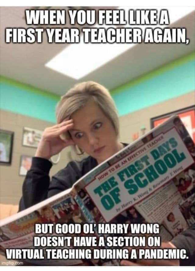 What School Systems Are Getting Wrong With Online Learning Jason Horne Teaching Humor Teacher Jokes Teaching Memes