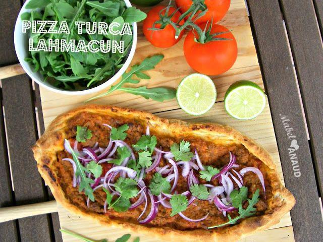 PIZZA TURCA (LAHMACUN)... absolutamente deliciosa