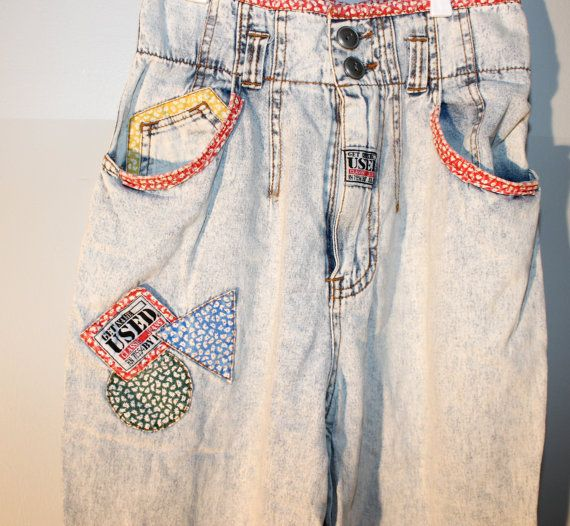 The 23 best images about Patched jeans on Pinterest | Junya ...
