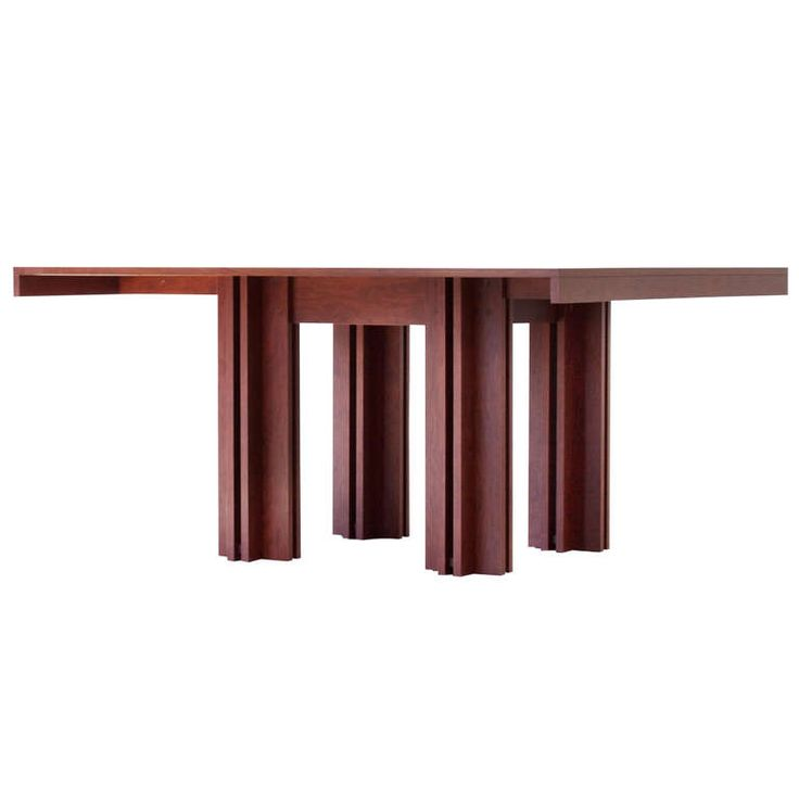 Quatour Table By Carlo Scarpa
