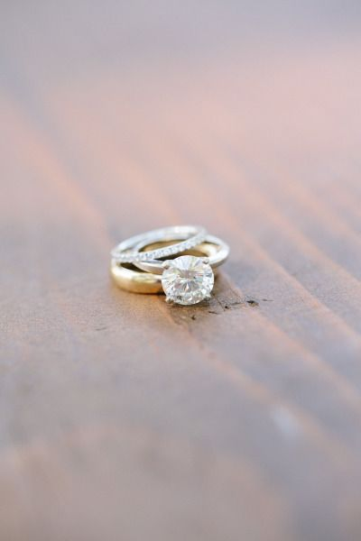 the perfect classic engagement ring