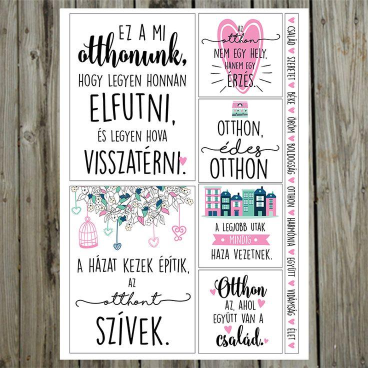 NőiCsizma | Otthon, édes otthon- kártyák