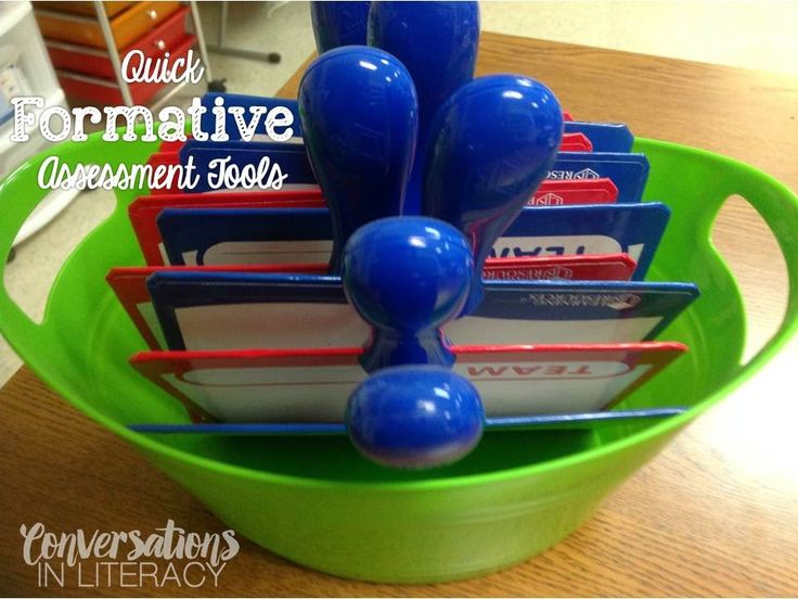 Quick Formative Assessment Tools- great ways to use different tools for quick assessments!