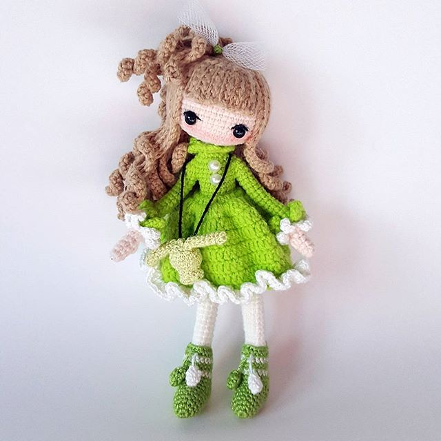 I am from Malaysia . My passion has always been doing handicraft works especially Amigurumi toys. My wish is to publish an Amigurumi book  ✌️️!