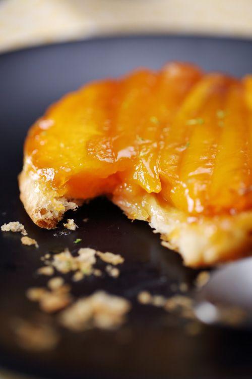 Je suis de plus en plus vraiment fan de la mangue. Ce n'était pas le cas il y a encore quelques années. Je crois qu'en fait, j'étais toujours tombée sur de